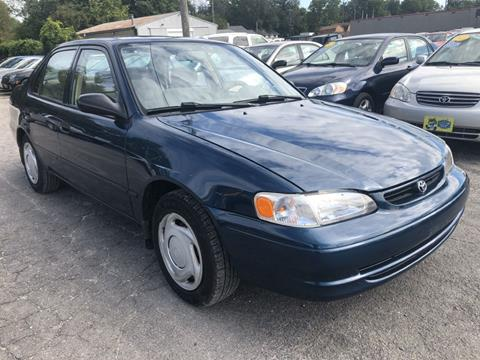 2000 Toyota Corolla For Sale In Indianapolis, IN