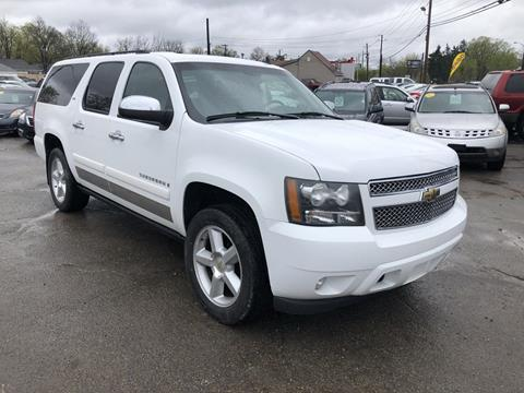 2008 Chevrolet Suburban for sale in Indianapolis, IN
