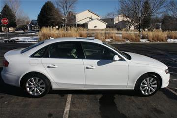2012 Audi A4 for sale in Lakewood, CO