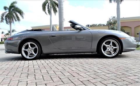 2003 Porsche 911 for sale in Boca Raton, FL