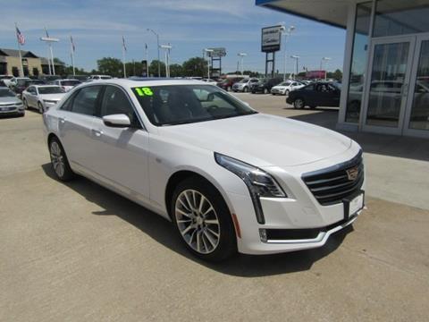 2018 Cadillac CT6 for sale in Cedar Falls, IA