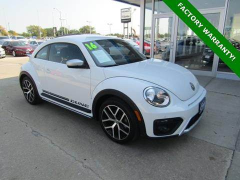 2016 Volkswagen Beetle for sale in Cedar Falls, IA