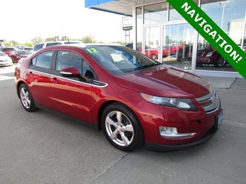 2012 Chevrolet Volt for sale in Cedar Falls, IA