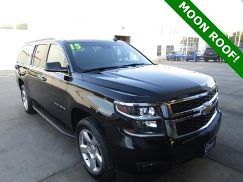 2015 Chevrolet Suburban for sale in Cedar Falls, IA