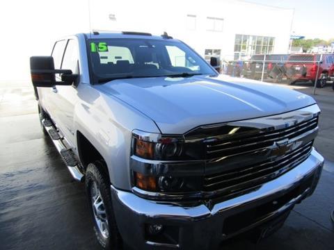 2015 Chevrolet Silverado 2500HD for sale in Cedar Falls, IA