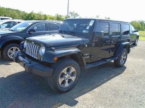 2018 Jeep Wrangler Unlimited for sale in Cedar Falls, IA