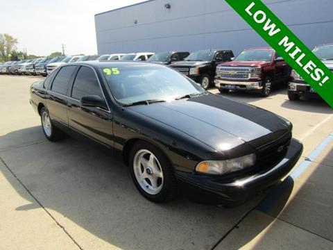 1995 Chevrolet Impala for sale in Cedar Falls, IA