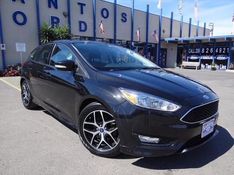 2015 Ford Focus for sale in Los Banos CA