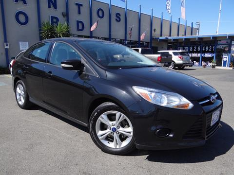 2013 Ford Focus for sale in Los Banos, CA