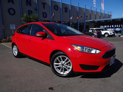 2016 Ford Focus for sale in Los Banos CA
