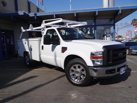 2009 Ford F-350 Super Duty for sale in Los Banos CA