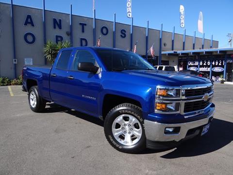 2014 Chevrolet Silverado 1500 for sale in Los Banos CA
