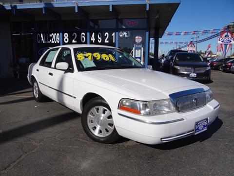 2003 Mercury Grand Marquis for sale in Los Banos CA