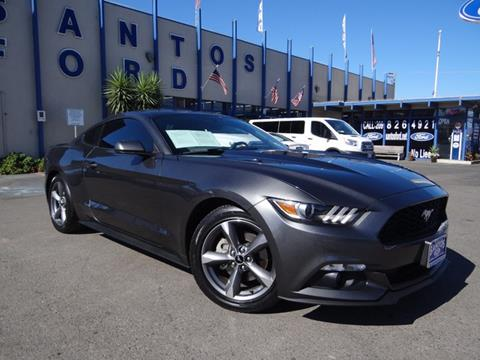 2015 Ford Mustang for sale in Los Banos CA