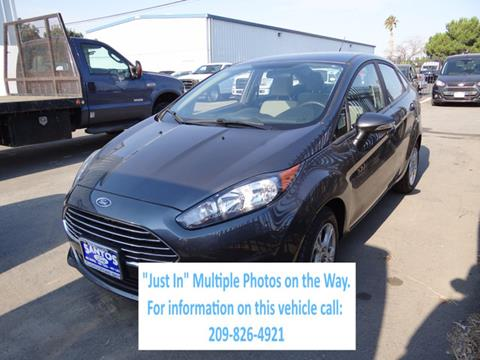 2017 Ford Fusion for sale in Los Banos CA