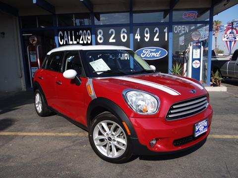 2013 MINI Countryman for sale in Los Banos CA