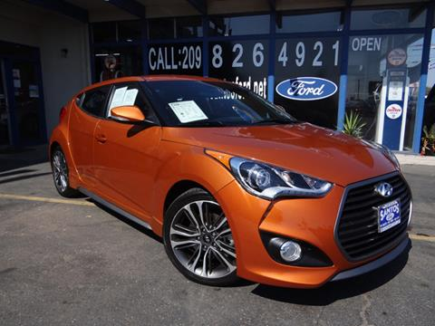 2016 Hyundai Veloster Turbo for sale in Los Banos, CA