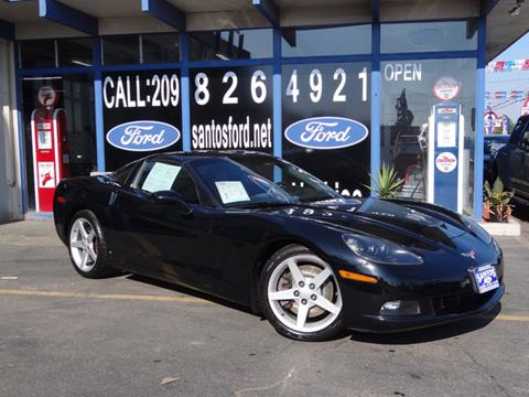 2006 Chevrolet Corvette for sale in Los Banos CA