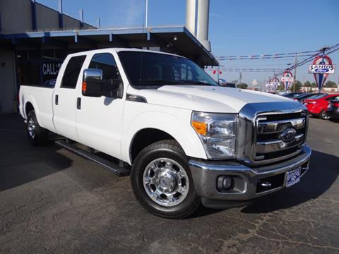 2015 Ford F-350 Super Duty for sale in Los Banos CA
