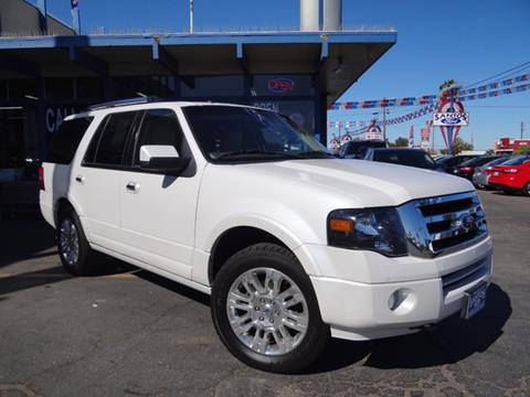 2014 Ford Expedition for sale in Los Banos CA