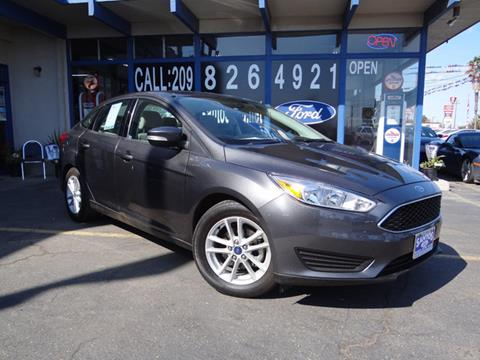 2015 Ford Focus for sale in Los Banos, CA