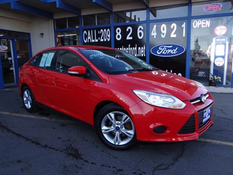 2014 Ford Focus for sale in Los Banos, CA