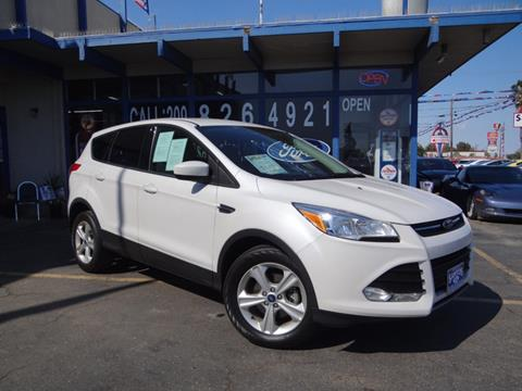 2015 Ford Escape for sale in Los Banos CA