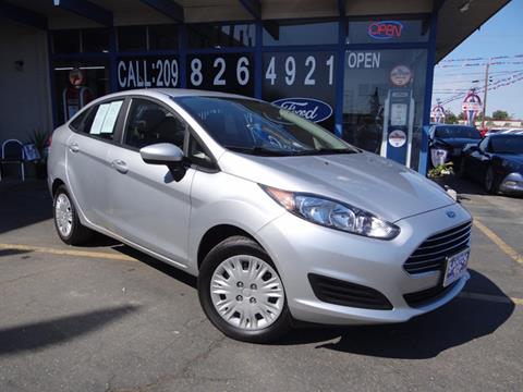 2015 Ford Fiesta for sale in Los Banos CA