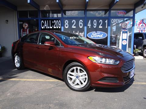 2016 Ford Fusion for sale in Los Banos, CA