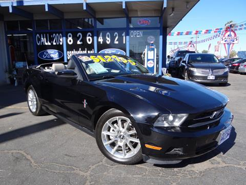 2010 Ford Mustang for sale in Los Banos CA