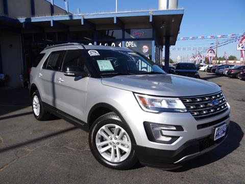 2016 Ford Explorer for sale in Los Banos CA