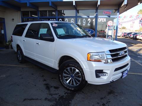 2016 Ford Expedition EL for sale in Los Banos CA