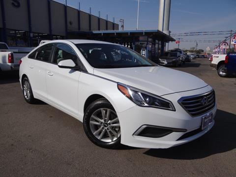 2016 Hyundai Sonata for sale in Los Banos CA