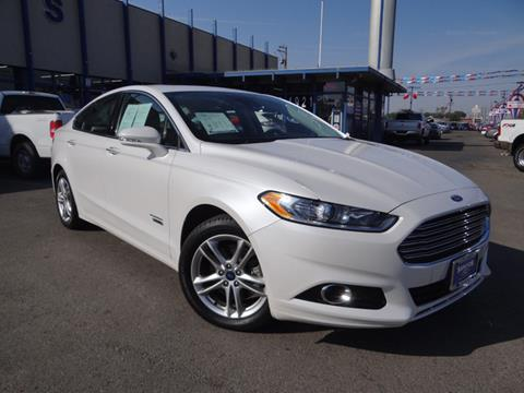 2016 Ford Fusion Energi for sale in Los Banos CA