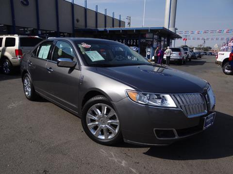 2011 Lincoln MKZ for sale in Los Banos CA