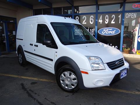 2013 Ford Transit Connect for sale in Los Banos CA