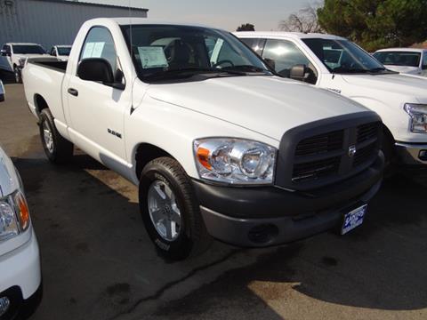 2008 Dodge Ram Pickup 1500 for sale in Los Banos CA
