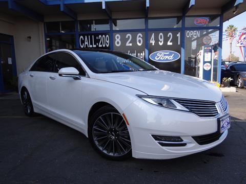 2016 Lincoln MKZ Hybrid for sale in Los Banos CA