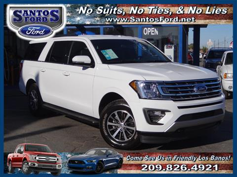 2019 Ford Expedition MAX for sale in Los Banos, CA