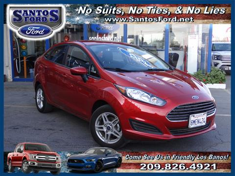 2019 Ford Fiesta for sale in Los Banos, CA