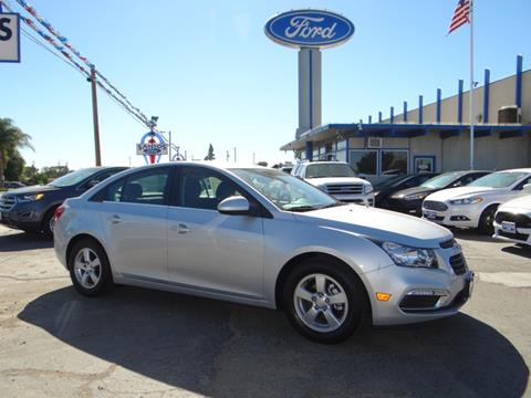 2016 Chevrolet Cruze Limited for sale in Los Banos, CA