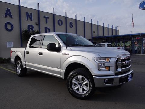 2015 Ford F-150 for sale in Los Banos CA