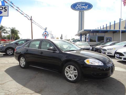 2015 Chevrolet Impala Limited for sale in Los Banos CA