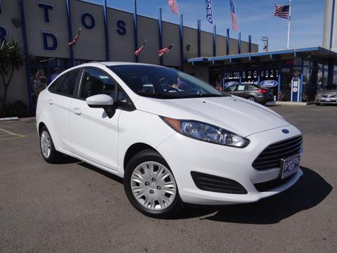 2016 Ford Fiesta for sale in Los Banos CA