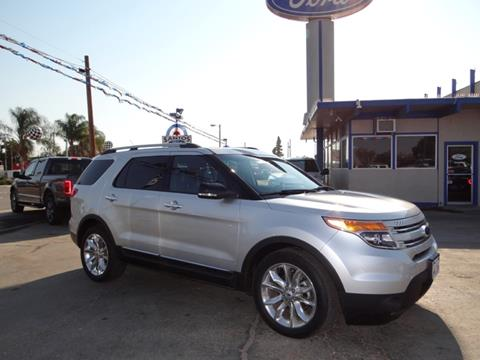2013 Ford Explorer for sale in Los Banos, CA