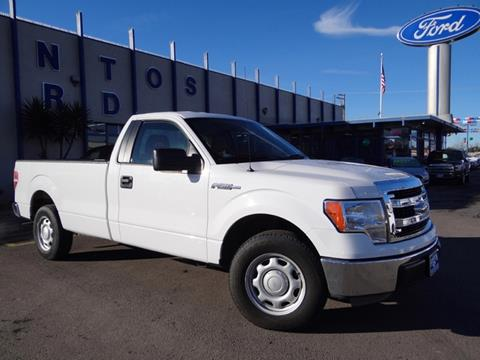 2014 Ford F-150 for sale in Los Banos, CA