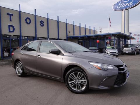2015 Toyota Camry for sale in Los Banos CA