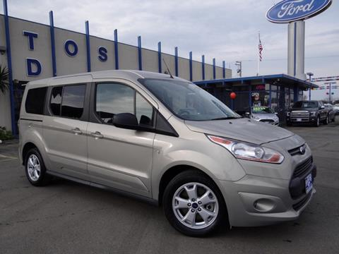 2016 Ford Transit Connect Wagon for sale in Los Banos, CA