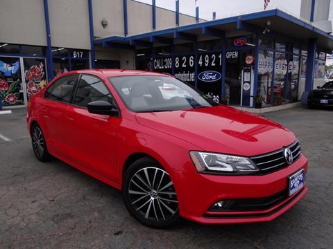 2016 Volkswagen Jetta for sale in Los Banos CA