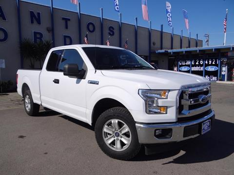 2017 Ford F-150 for sale in Los Banos, CA